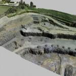 Quarry in 3D